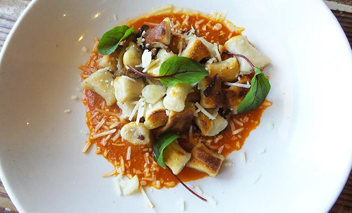 South Main Kitchen Parmesan Gnocchi