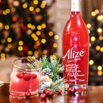 It's Beginning to Look a Lot Like Cocktails with Alizé Red Passion