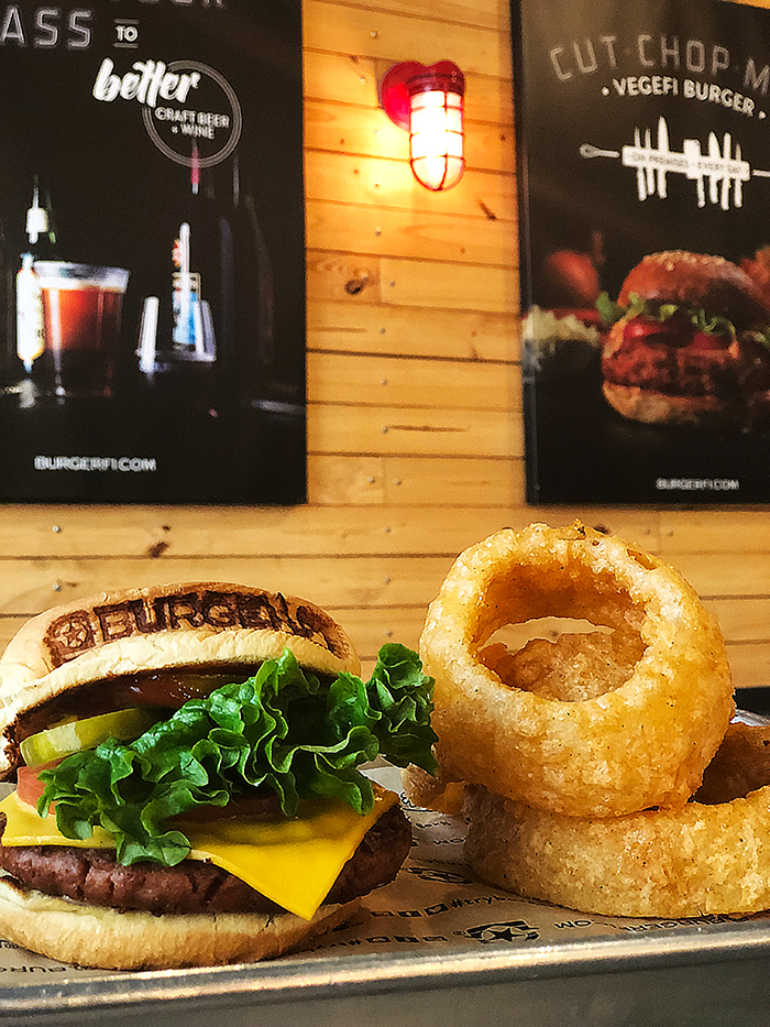 BurgerFi Goes Above and Beyond with New Plant-based Burger ...
