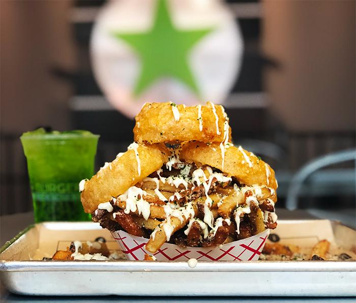 BurgerFi Beyond Burger Urban Fries