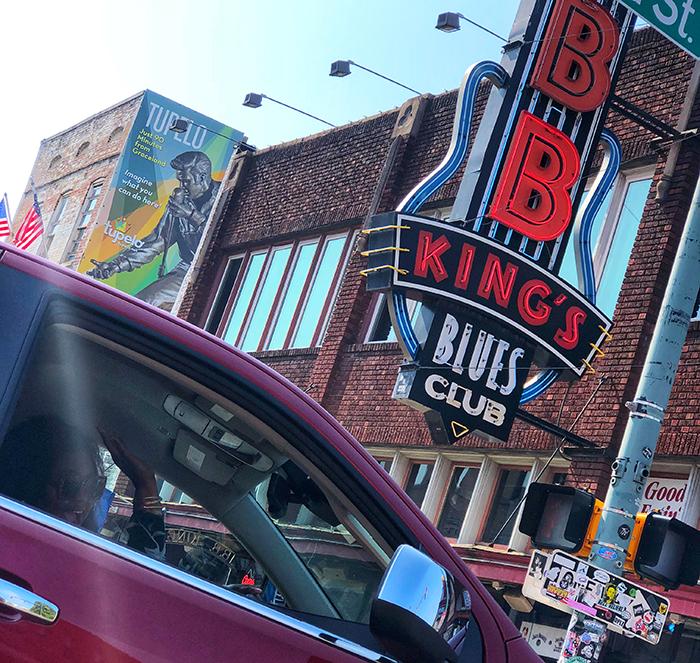 2018 Chevy Colorado Memphis Beale Street