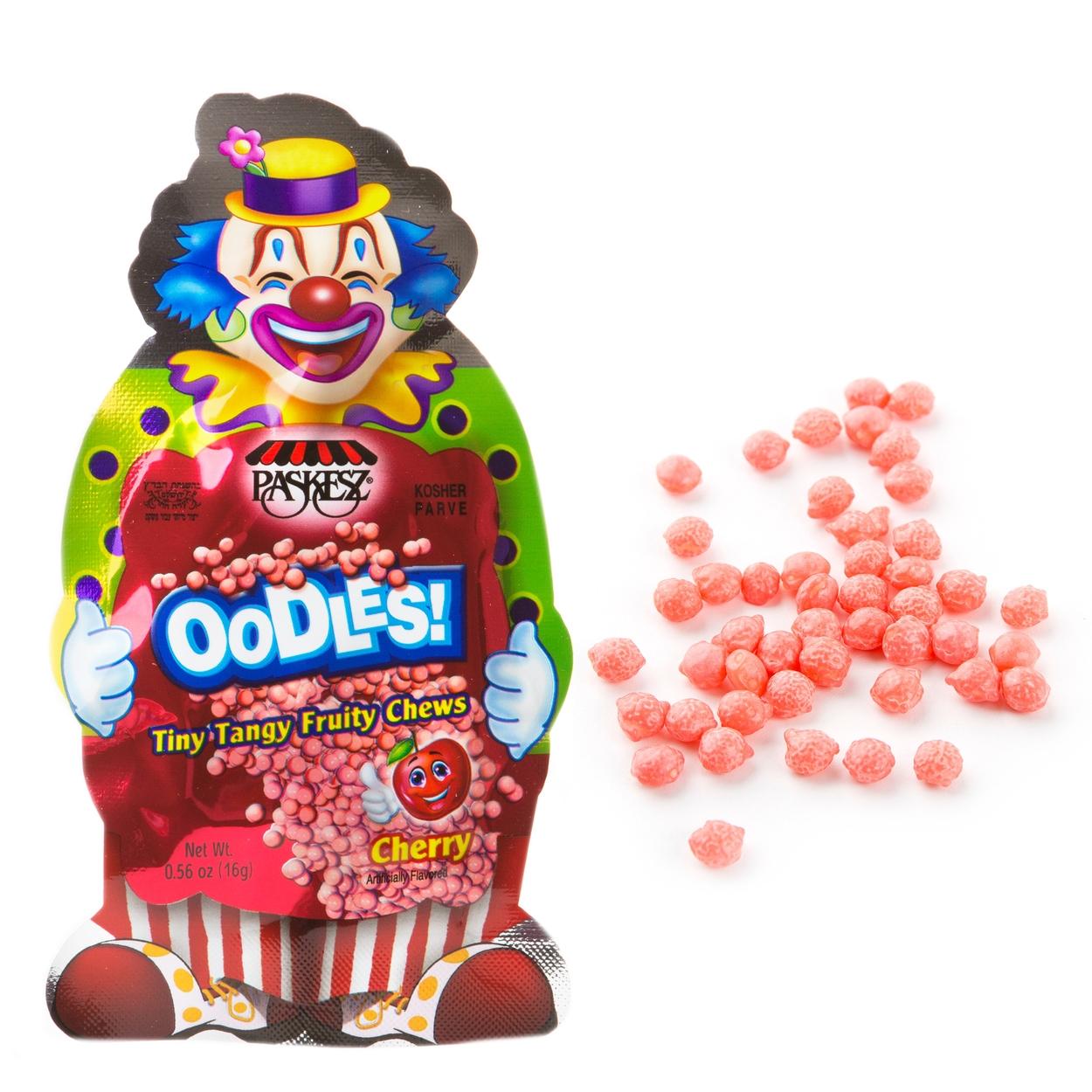 oodles purim clown tiny
