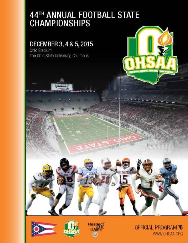 Ohio High School Football Divisions