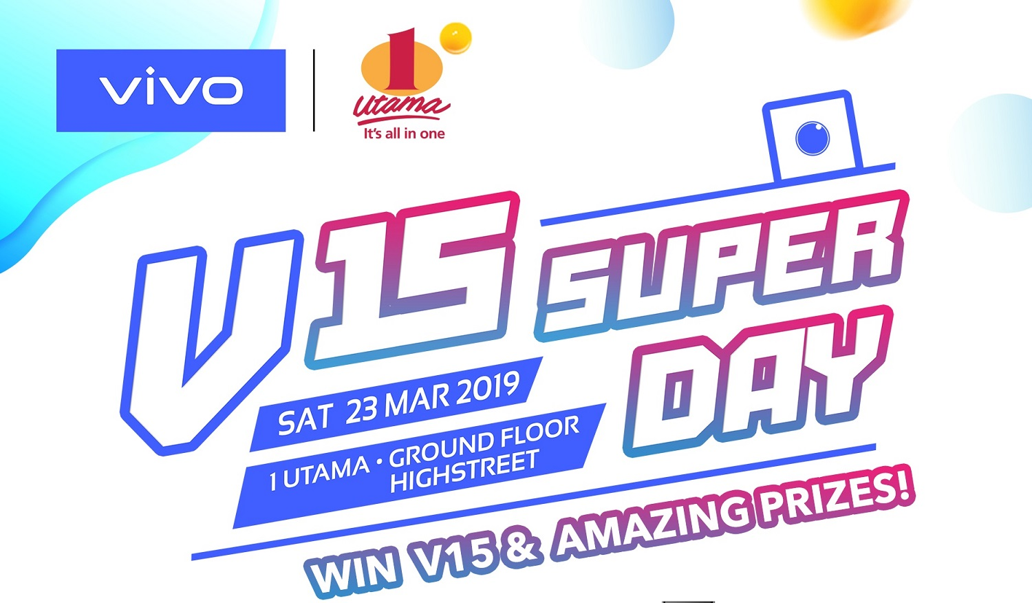 Vivo V15 Supersale Day