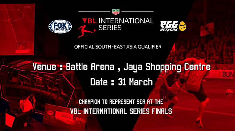 TAG Heuer Virtual Bundesliga VBL International Series - South-East Asia Qualifier