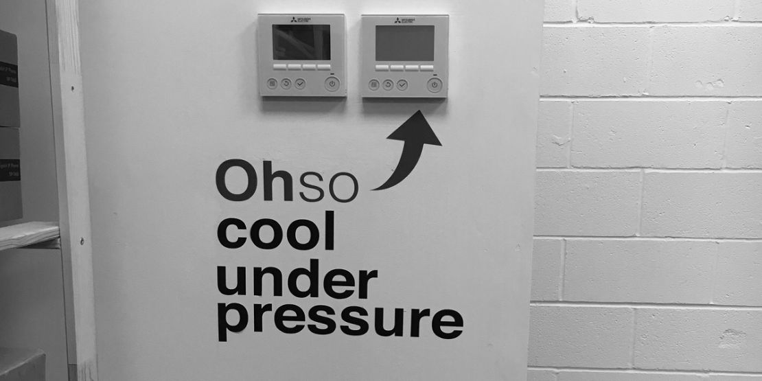 OhSo Technical - Cool IT Support Under pressure