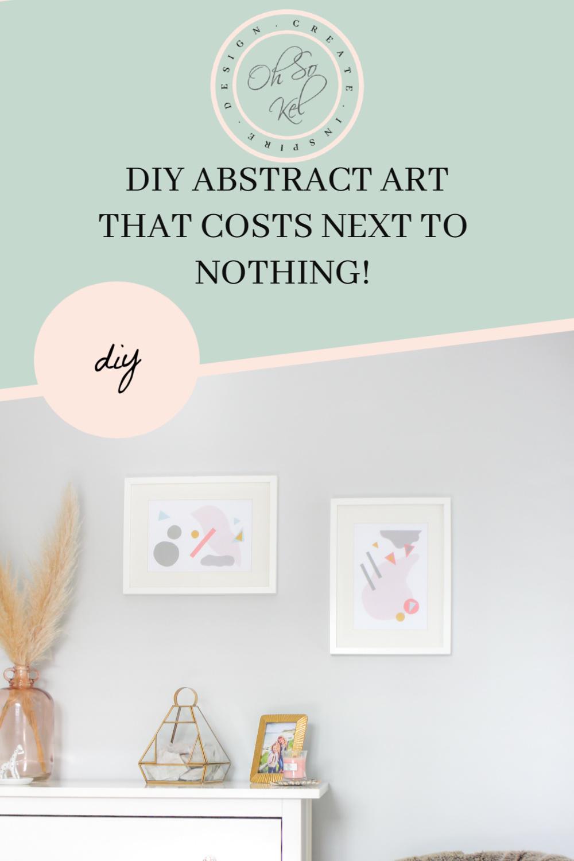 https://www.ohsokel.com/diy-geometric-abstract-art/