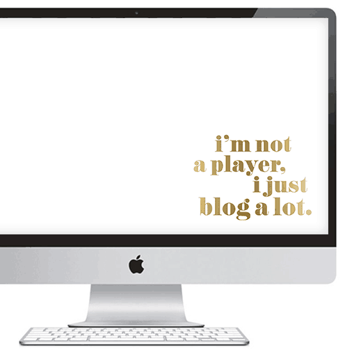 FREEBIES  //  #BLOGGER DESKTOPS