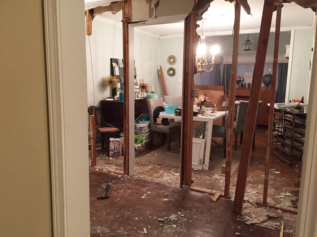 Have You Done Any DIY Kitchen Demolitions And/or Remodels? If So Iu0027d Love  To Hear All About It. Any Advice For Us?