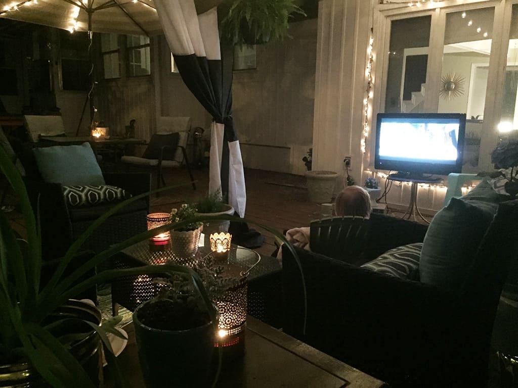 DIY cabana updates
