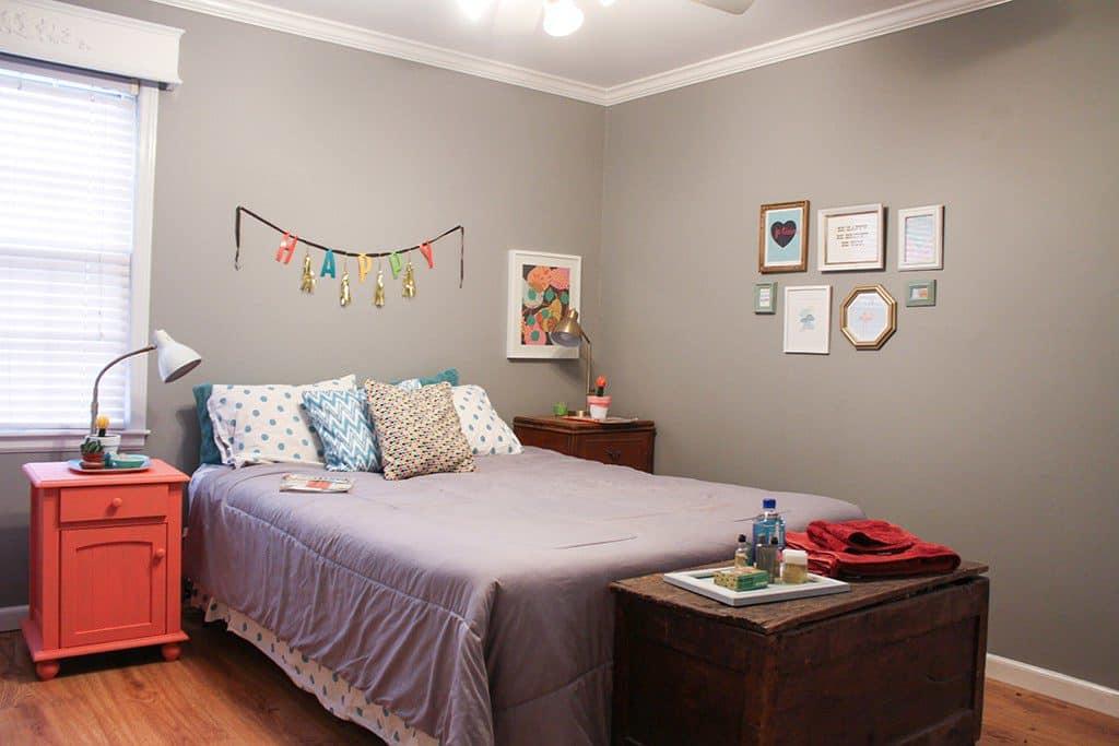 DIY  //  TODDLER BEDROOM + UNICORN FREEBIE