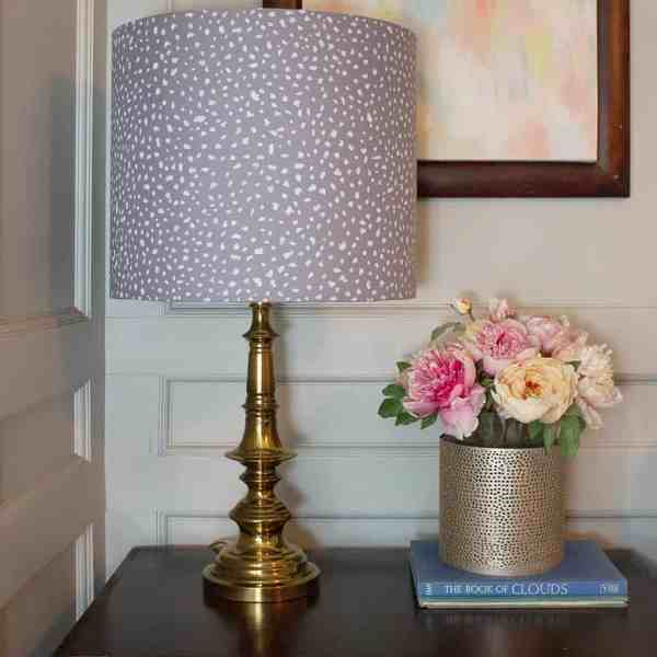 DIY  //  LAMP SHADE
