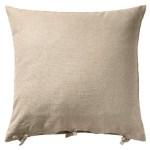 Tan Cotton Pillow