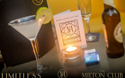 Limitless at The Milton Club, Manchester