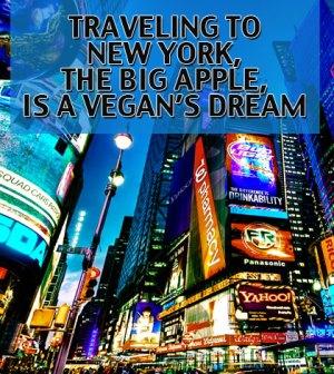 New York A Vegans Dream