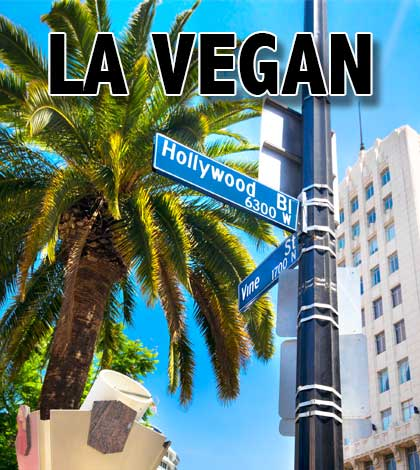 Vegan Restaurants LA
