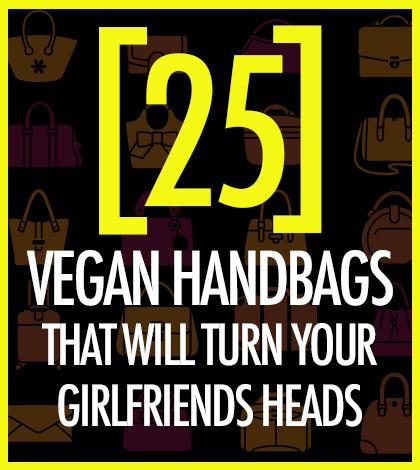 25 Vegan Handbag Designers