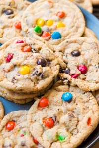 Kitchen Sink Cookies - Oh Sweet Basil