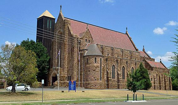 Wangaratta Cathedral (1907)