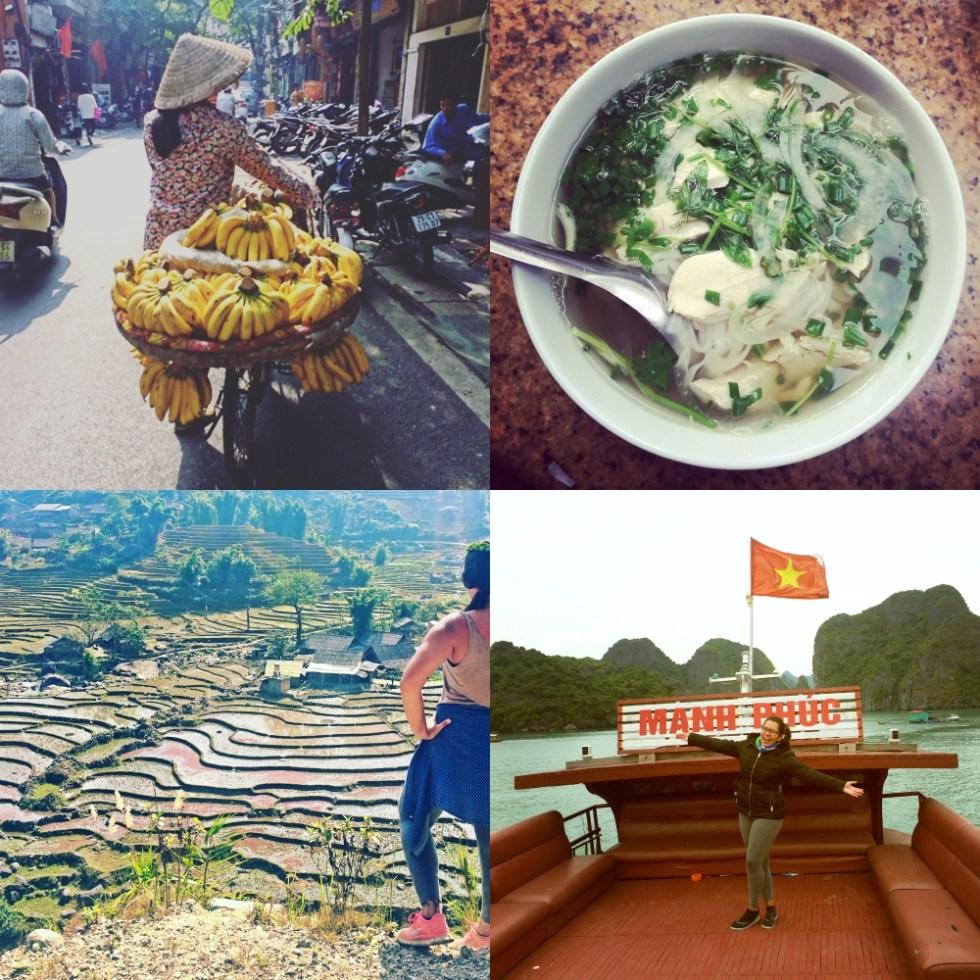 Mochilão Sudeste Asiático Vietnã