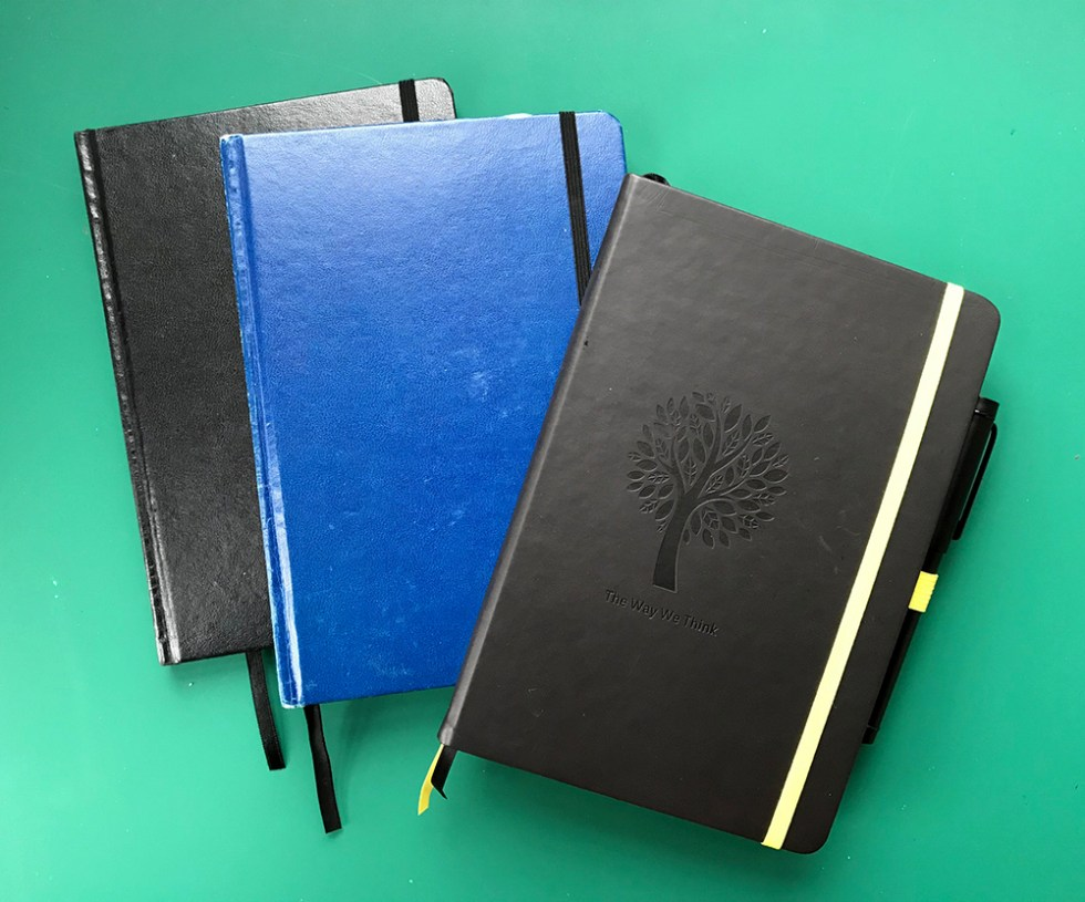 Cadernos Bullet Journal