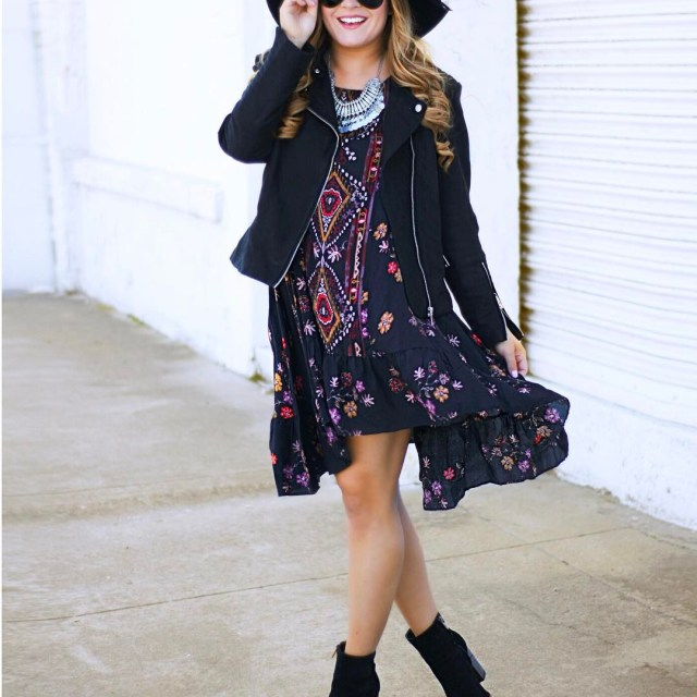 New Blog Post is live now with this freepeople dress!hellip