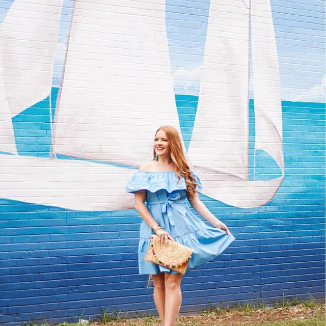 Sailing into the blue on the blog today! Wish Ihellip