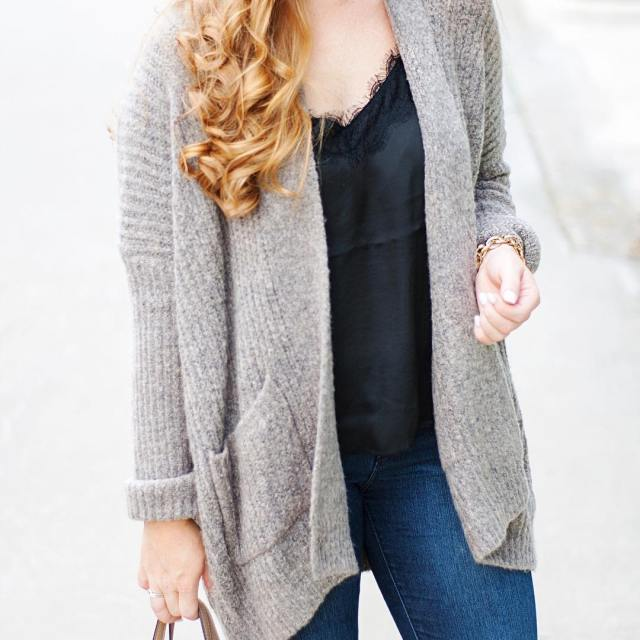 This oh so soft of a cardigan is in stockhellip