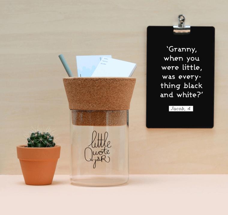 little quote jar 1