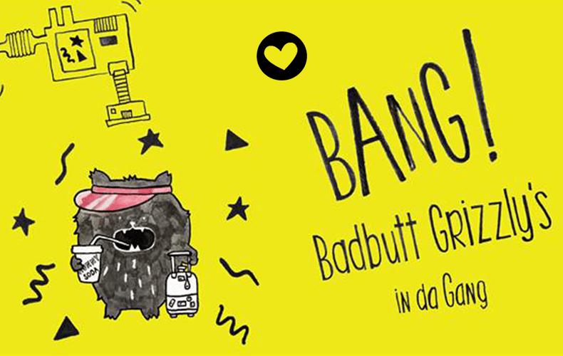 Oh yeah winnen: Badbutt grizzly!