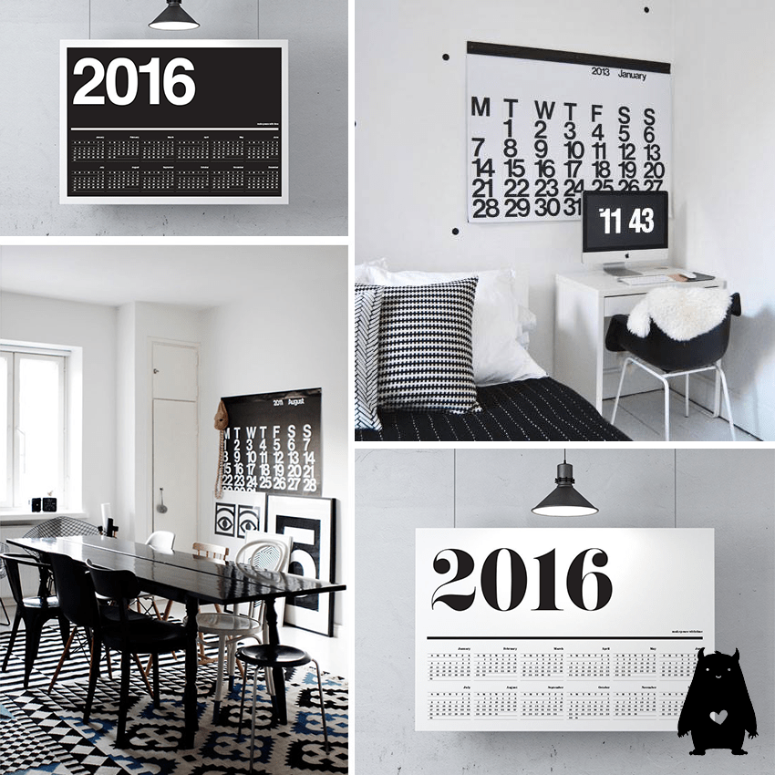 monochrome-kalenders-2016-collage