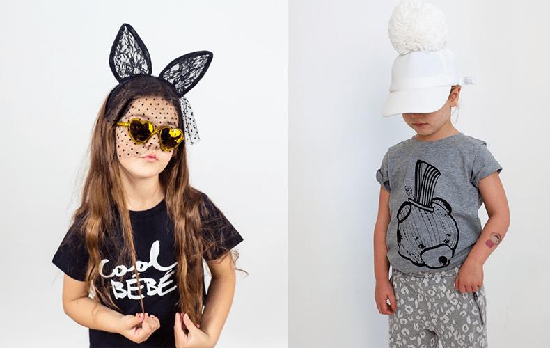 Maiko Mini t-shirts voor een coole bébé
