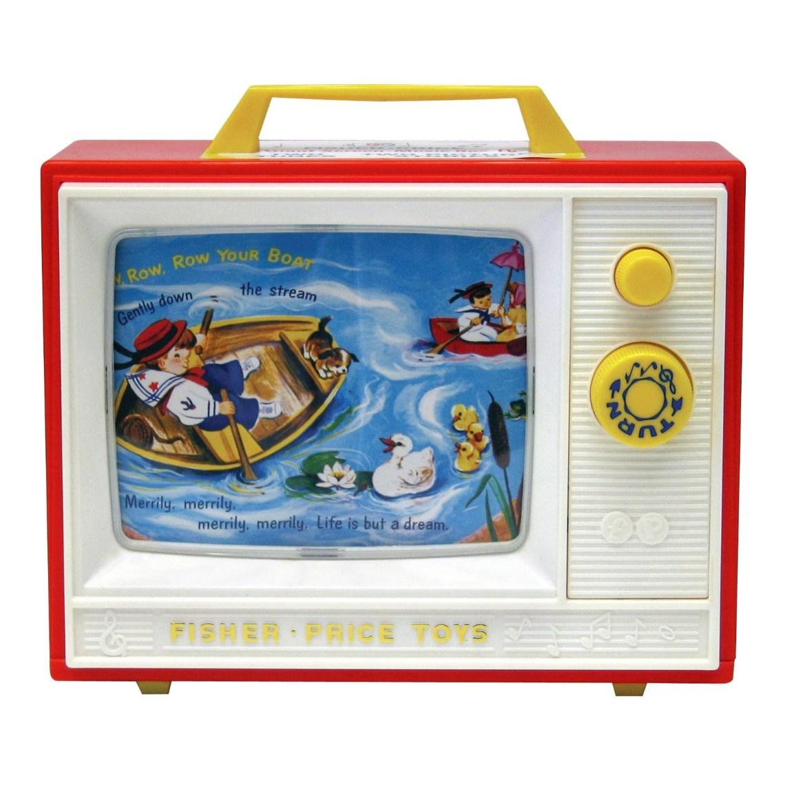 speelgoed klassiekers fisher price classics tv