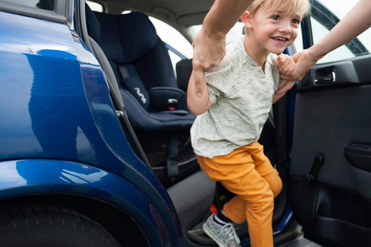 veilige autostoel nuna