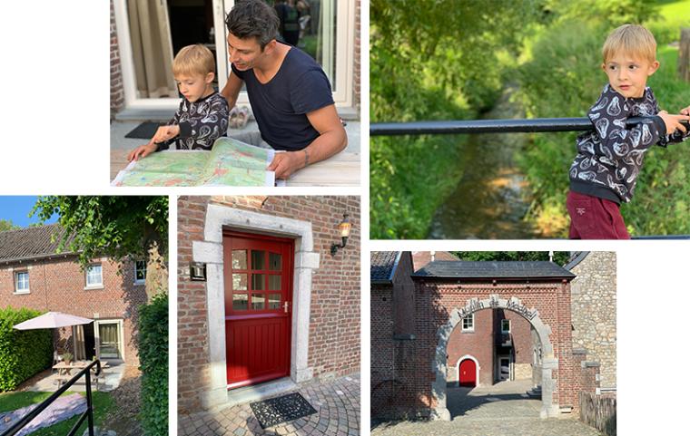 weekend weg in belgië