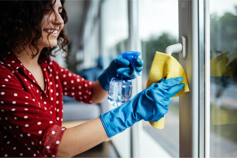 bewust schoonmaken