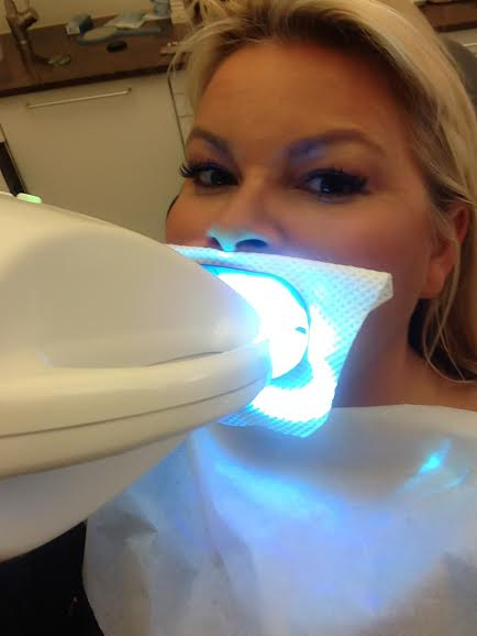 tænder med lys