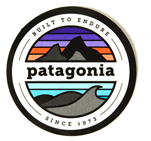 Free Patagonia Stickers  Oh Yes Its Free