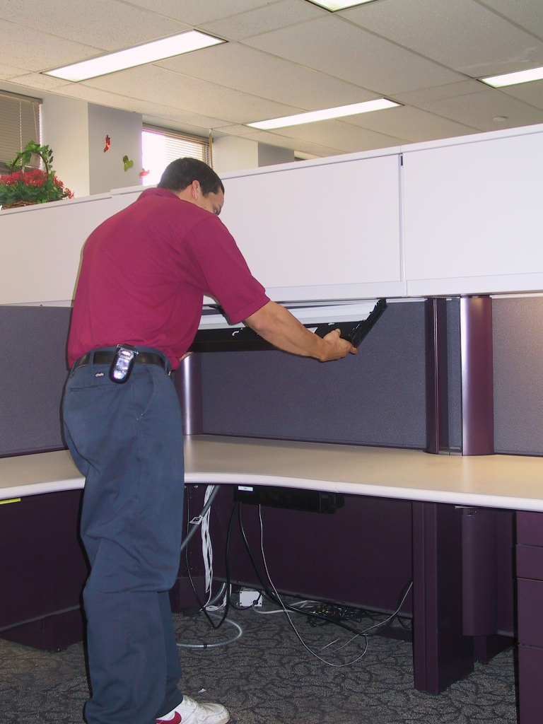 Installation Services Office Interiors Of Virginia