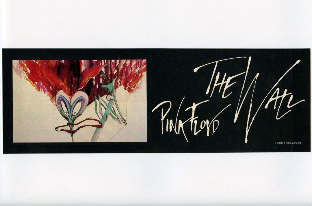 Pink Floyd Sticker 11