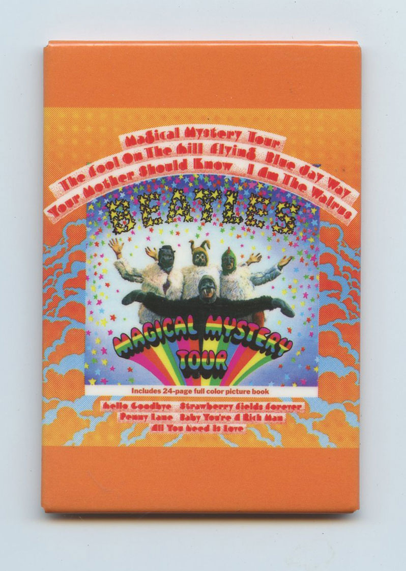 The Beatles Magnet Magical Mystery