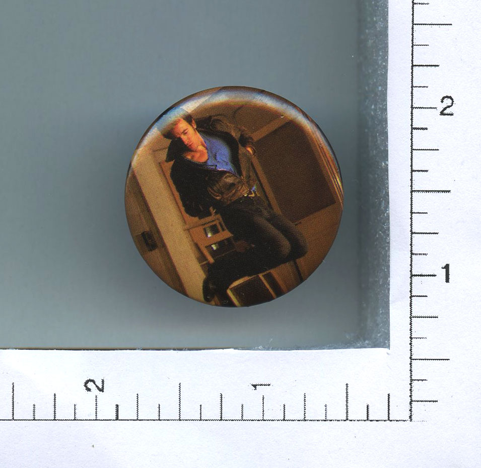 Bruce Springsteen Button 1984 Dancing In The Dark