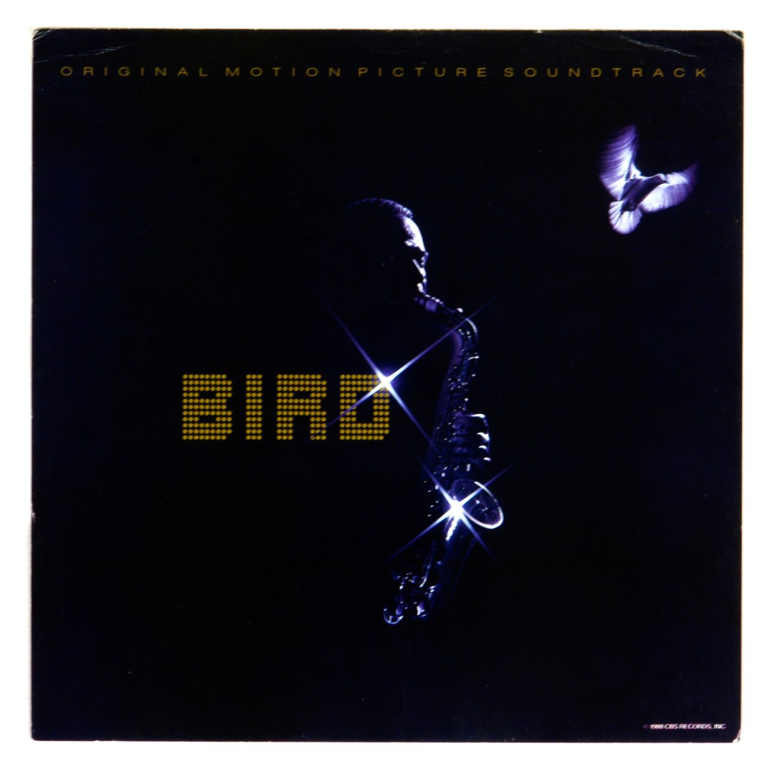 Bird Moive Poster Flat 2002 OST Album Promo 12x12  2 sided