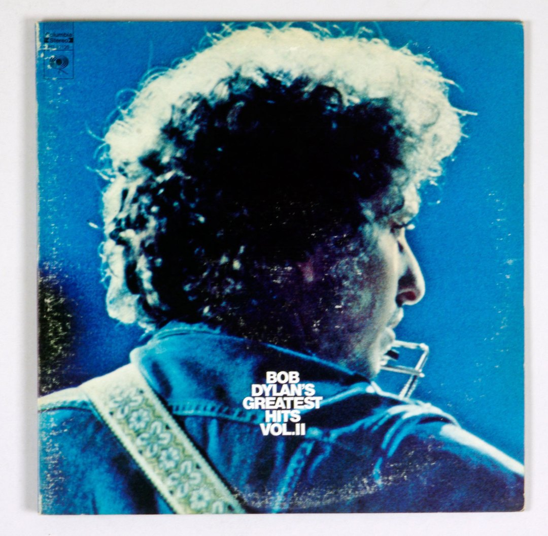 Bob Dylan Greatest Hits Vol. 2 Vinyl Double LP Gatefold 1971