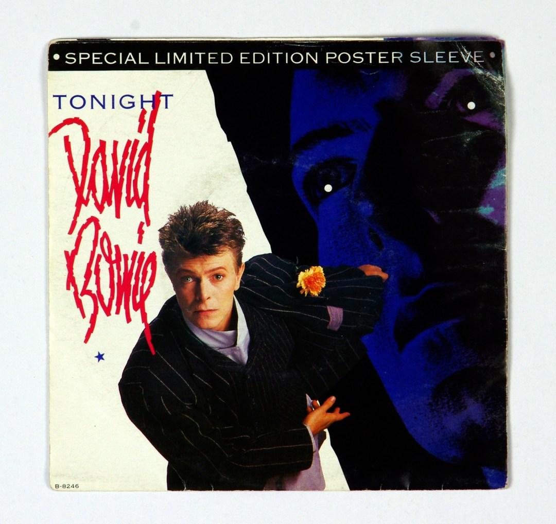 David Bowie Tonight Single 7