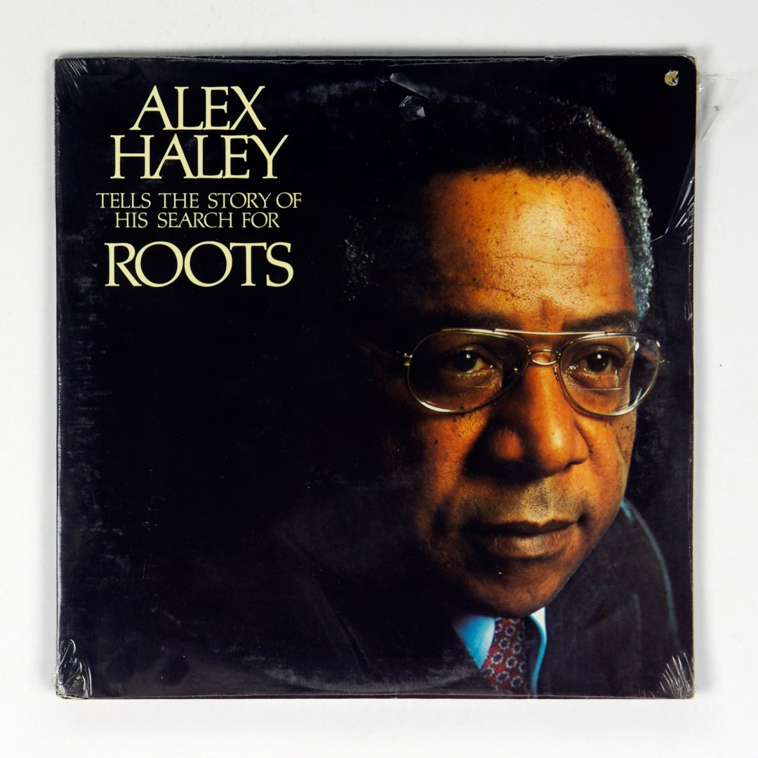 Alex Haley Tells The Story Of His Search For Roots 1977 Vinyl Double LP Sealed NEW