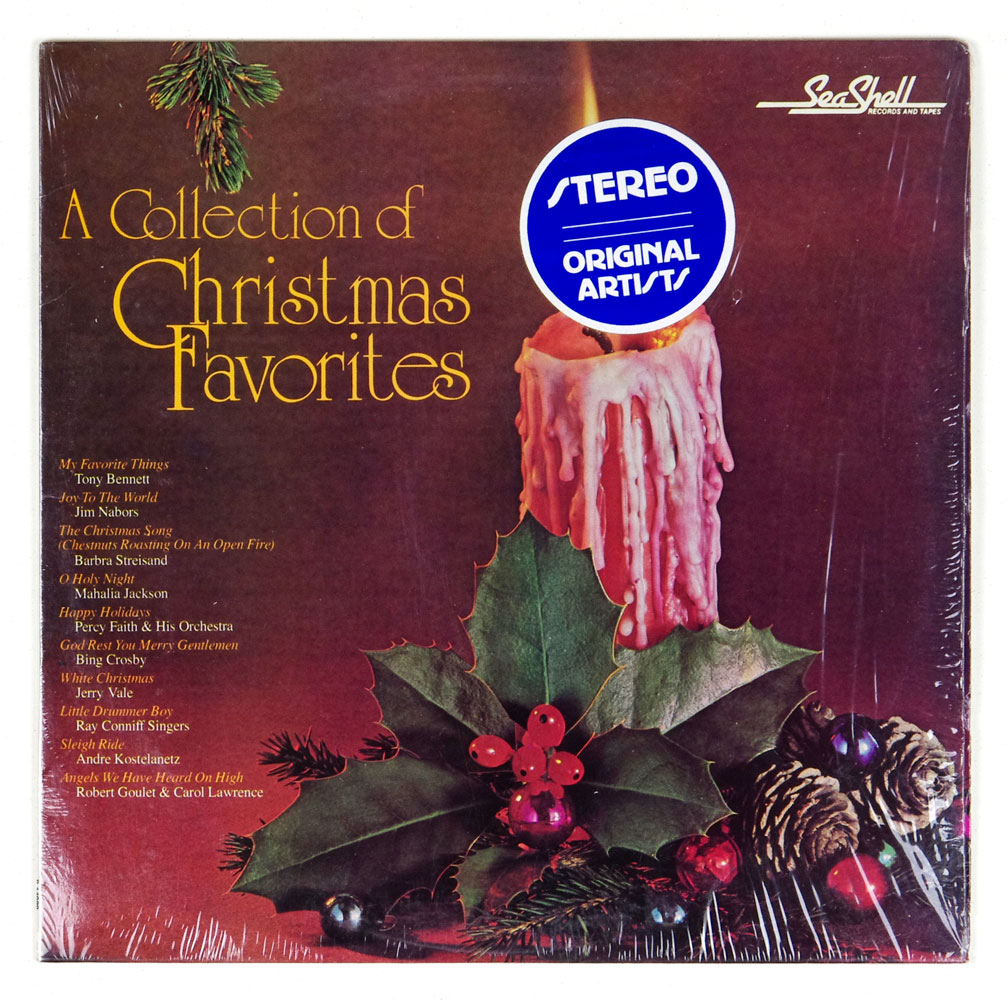 A Collection Of Christmas Favorites 1981 Vinyl LP