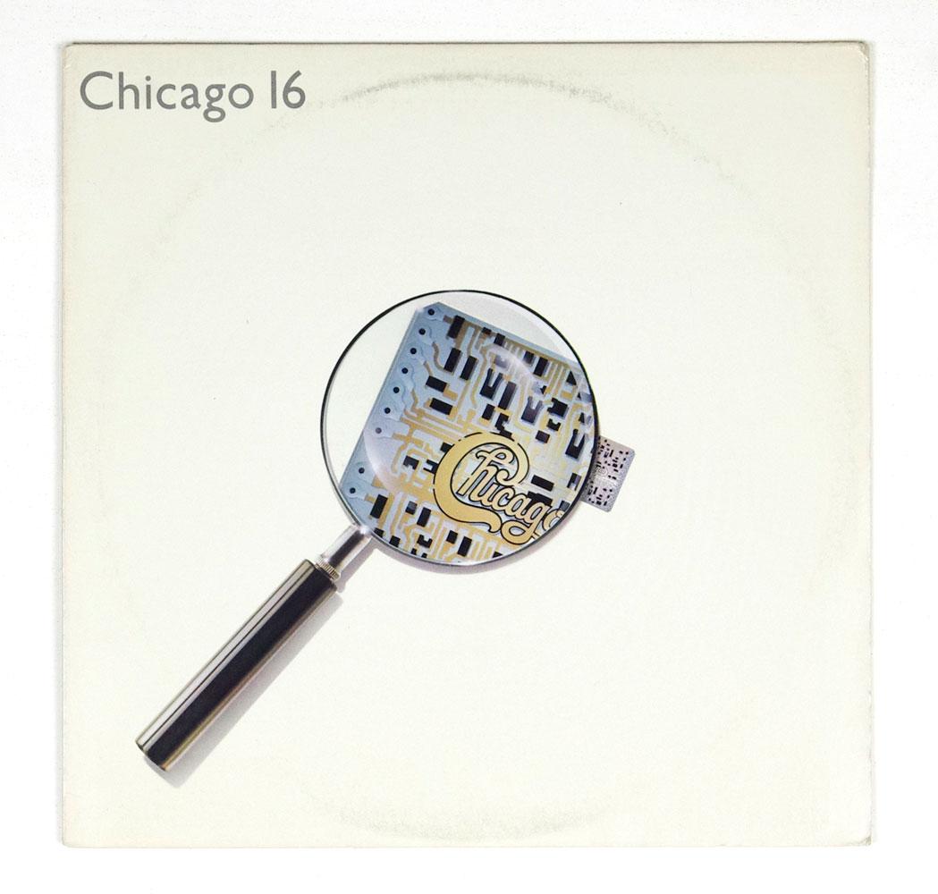 Chicago 16 Vinyl LP 1982