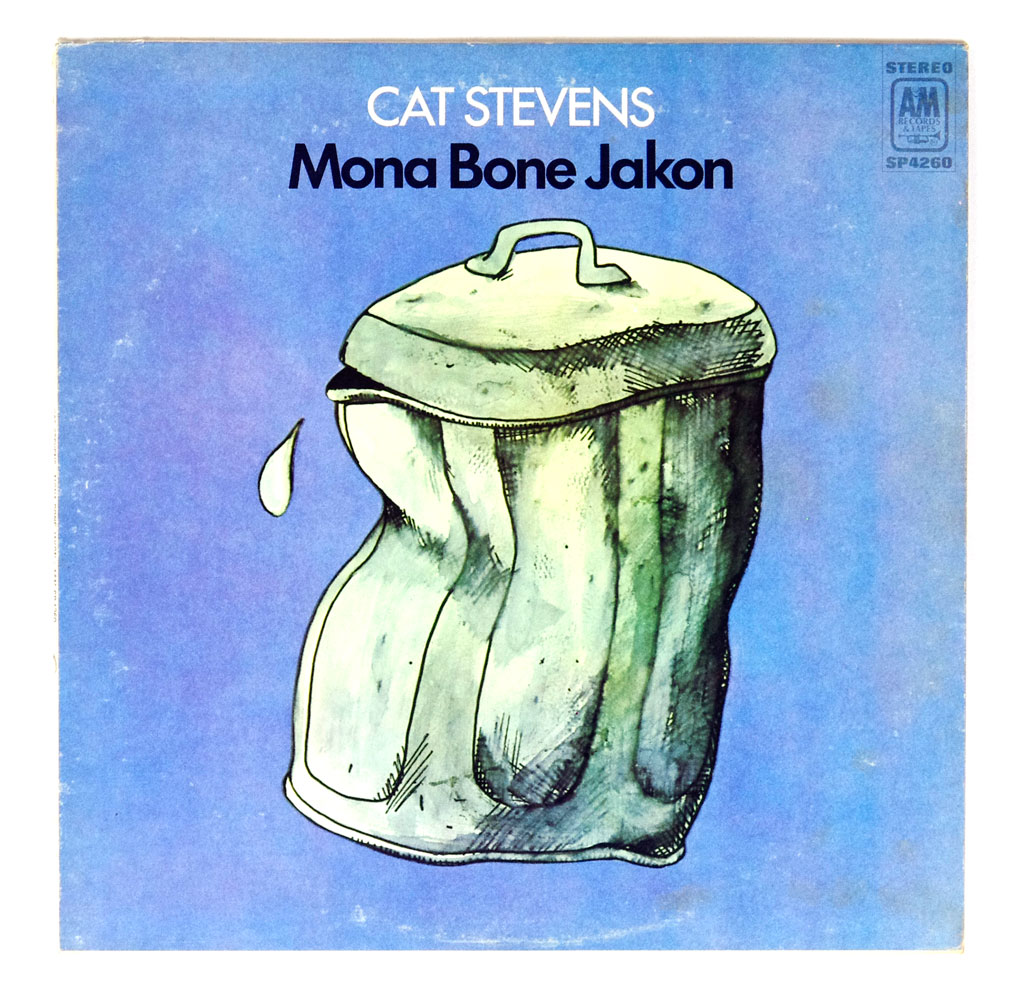 Cat Stevens Mona Bone Jakon Vinyl LP 1973