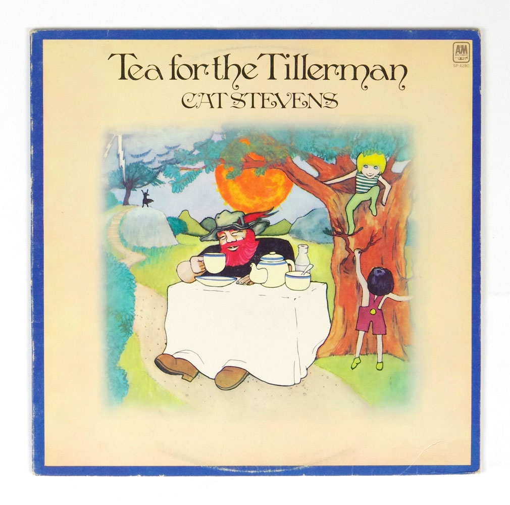 Cat Stevens Tea For Tillerman Vinyl LP